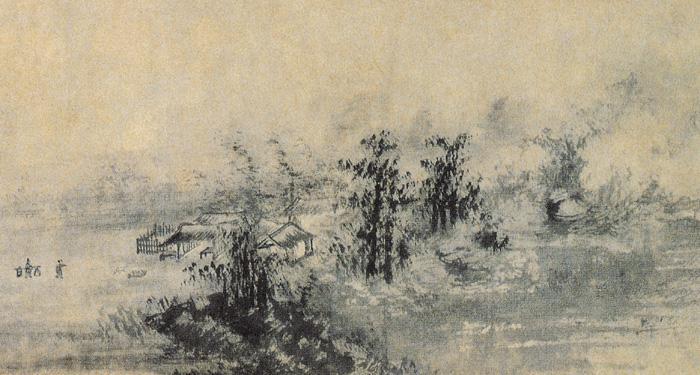 张复阳-《山水图》